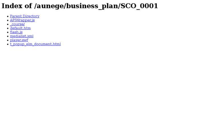 Accédez à la ressource pédagogique Business plan et business modèle