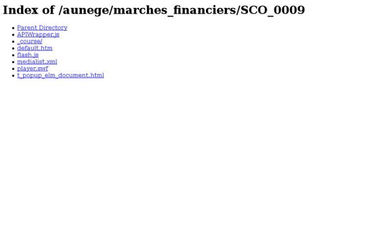 Accédez à la ressource pédagogique Marchés financiers : Produits et marchés dérivés